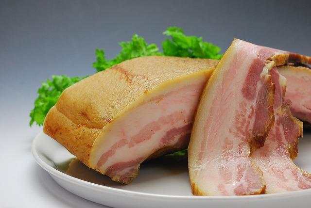 やまと豚ベーコンブロック